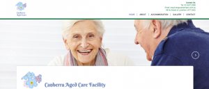 canberra lodge aged care home