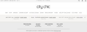 city chic store in brisbane