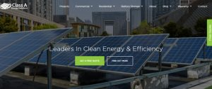 class a energy solutions in adelaide