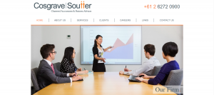 cosgrave soutter cpa firm in canberra