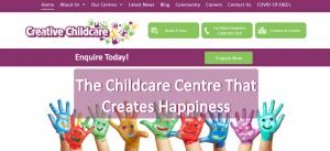 creative childcare in newcastle