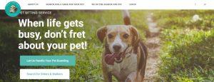 don't fret pet walkers in canberra