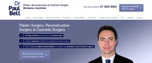 dr belt, plastic surgeon in brisbane