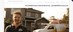eastern melbourne electricians