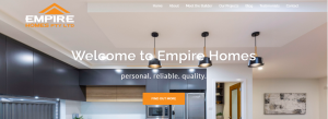 empire homes in canberra