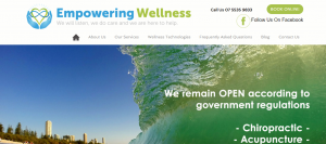 empowering wellness clinic ing gold coast
