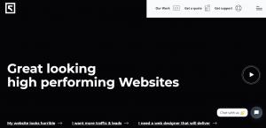 five by five web design in gold coast