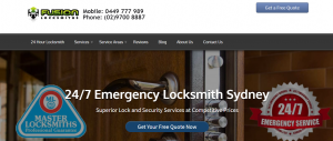 fusion locksmiths in sydney