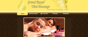 grand royal thai massage in sydney