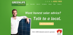 greenlife solar energy in adelaide