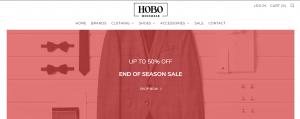 hobo menswear in adelaide
