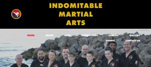 indomitable martial arts in newcastle