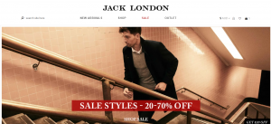 jack london mens clothes in adelaide