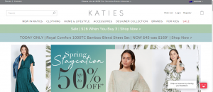 katies womens clothing store in brisbane