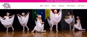 kelly's dance academy in perth