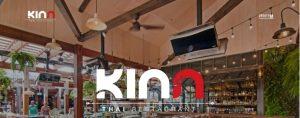 kinn thai resto in newcastle