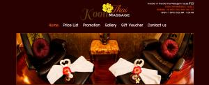 koon thai massage in sydney