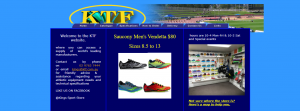 ktf sports shoes in sydney