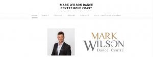 mark wilson dance center in gold coast