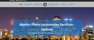 martin place locksmiths in sydney