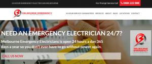 melbourne emergency electricians