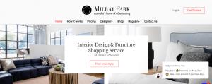 milray park interior designers in sydney