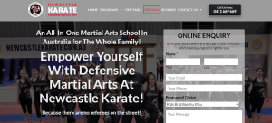 newcastle karate and mixed martial arts