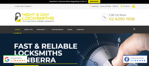 night and day locksmiths in canberra