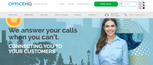 officehq telephone services in sydney
