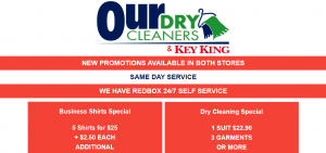 our dry cleaners and key king in canberra