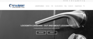 out and about locksmiths in canberra