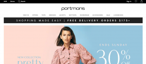 portmans womens clothing in newcastle