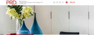 prd real estate agents in canberra
