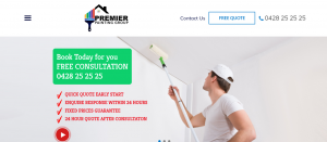 premier painting group in perth