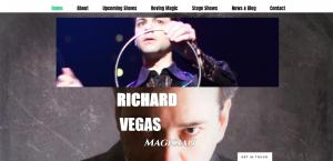 richard vegas, magician in melbourne