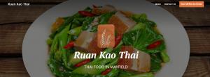 ruan kao thai resto in newcastle