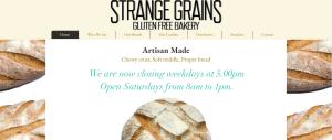strange grains in perth