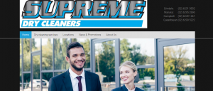 supreme dry cleaners in canberra