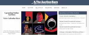 the auction barn in canberra