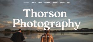 thorson photography in canberra