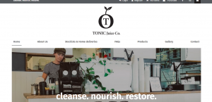tonic juices in gold coast