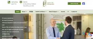 walkerville chiropractic clinic in adelaide