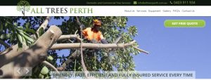all trees perth