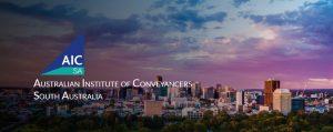 australian institute of conveyancing in adelaide