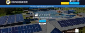 helensvale aquatic centre in gold coast