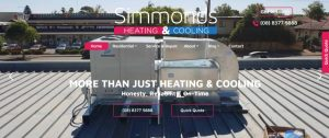 simmonds heating and cooling in adelaid