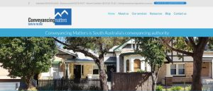 conveyancing matters in adelaide