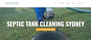 septic tank cleaning sydney