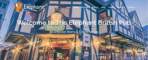 the elephant british pub in adelaide