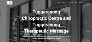 Tuggeranong Chiropractic Centre in canberra